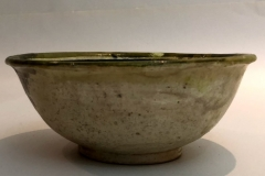 Star of David Ceramic Bowl